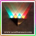 نورپردازی حمام چراغ ضدآب هفت رنگ