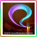نورپردازی سقف لابی هتل