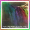نورپردازی آبنمای آبشار 7رنگ